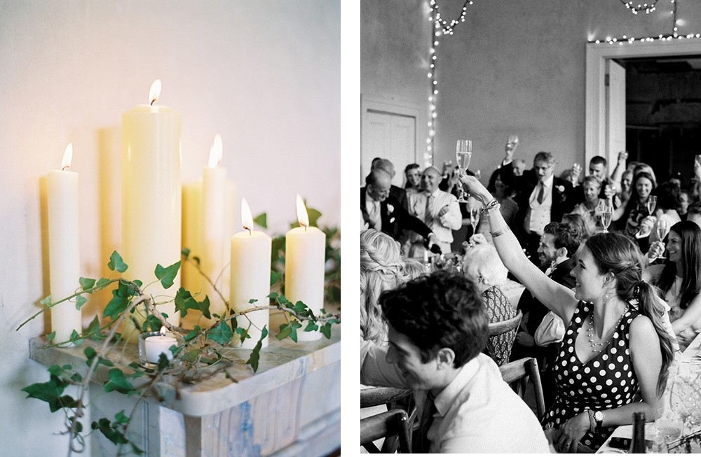 Taylor and Porter - Esther and Thadaeus wildly organic and spiritual wedding