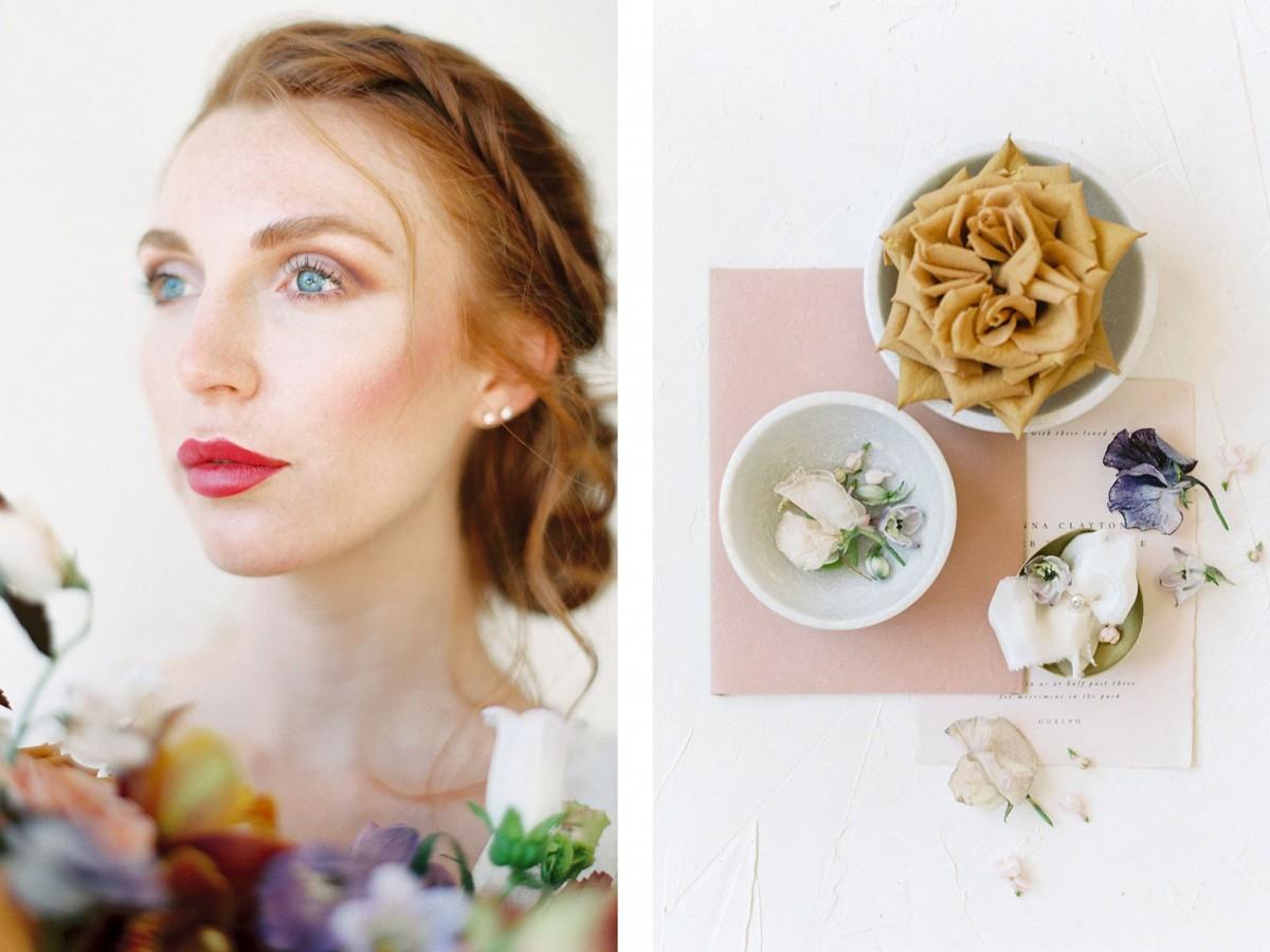Contemporary Terracotta Wedding Ideas