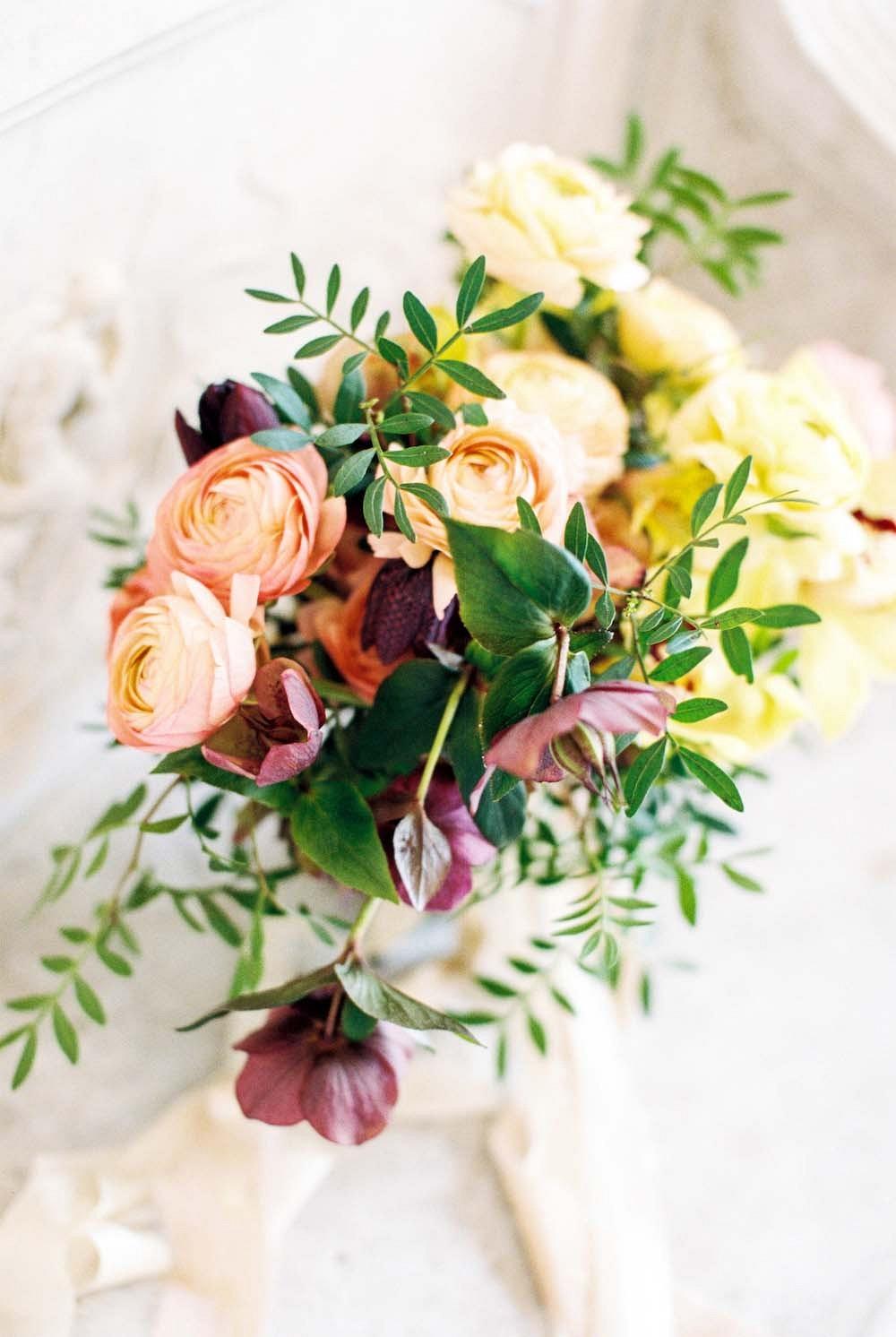 Ornamental Garden Bridal Session