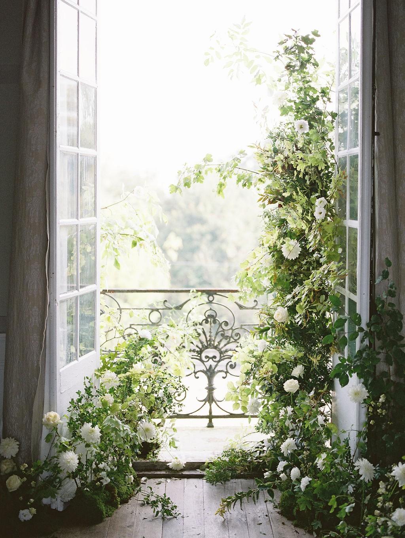 Beautiful Pastel French Countryside Wedding Ideas