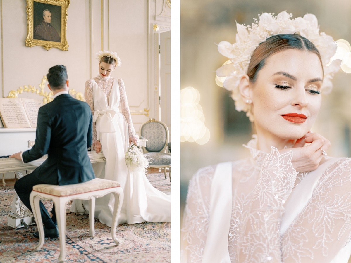 This Chateau Wedding Will Make You Want to Book Tickets to the Czech Republic Right Now
