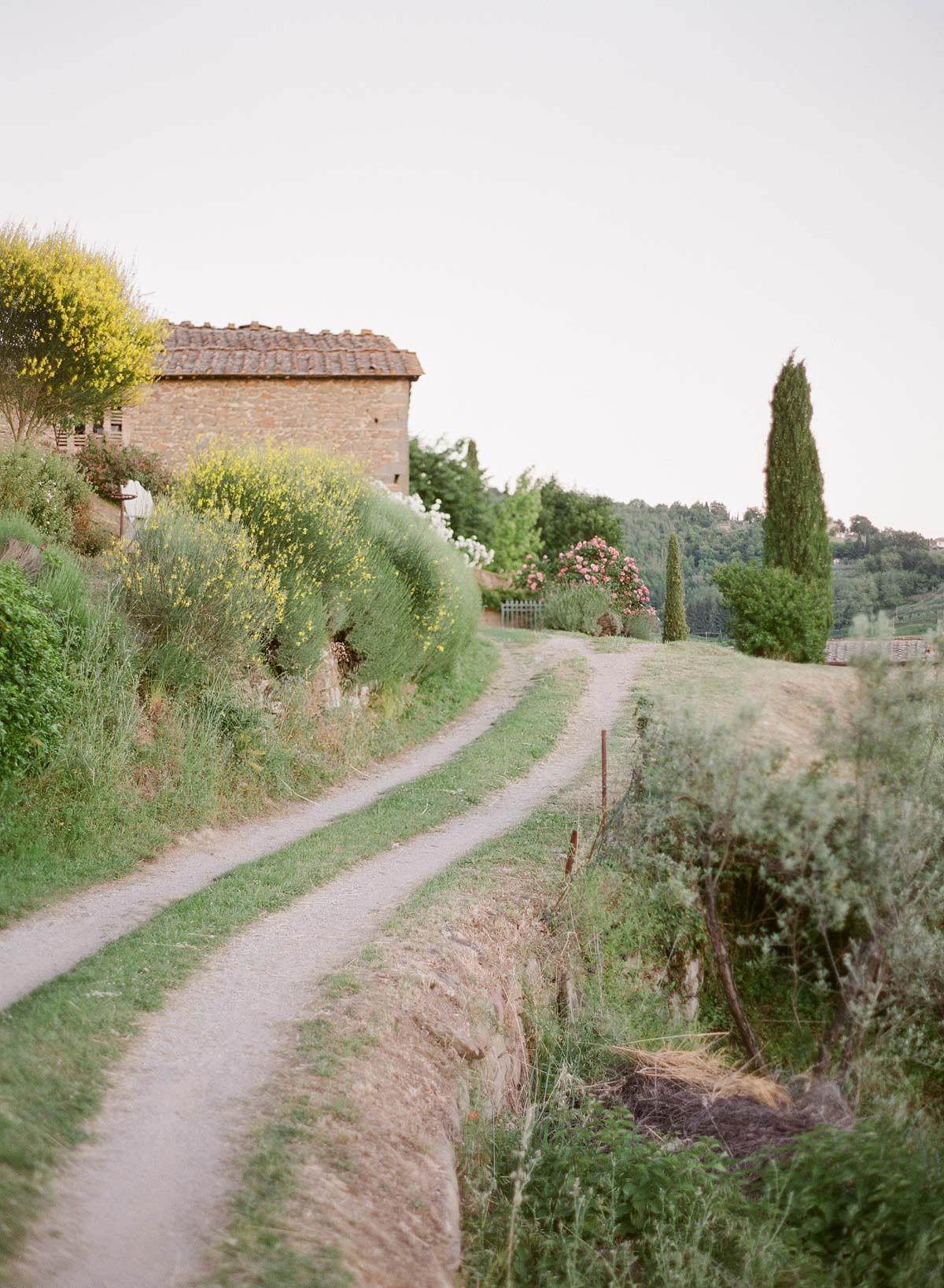 Tuscany in the Summer: Superbly Romantic Honeymoon Spot