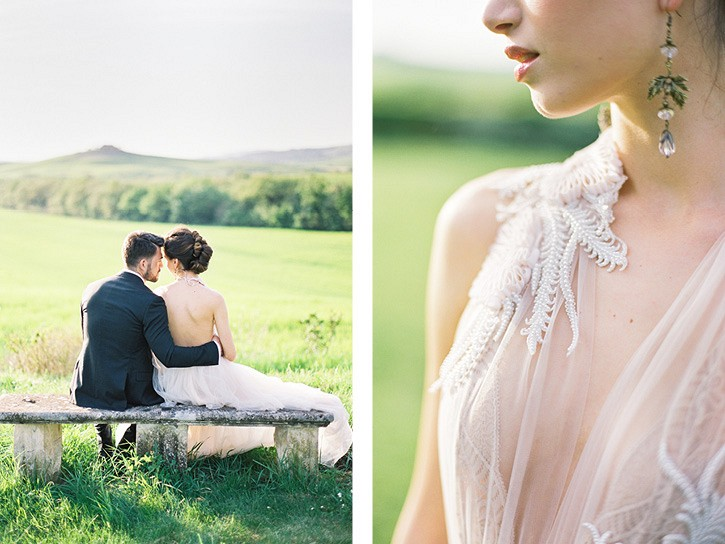 Tuscan Villa Wedding Ideas