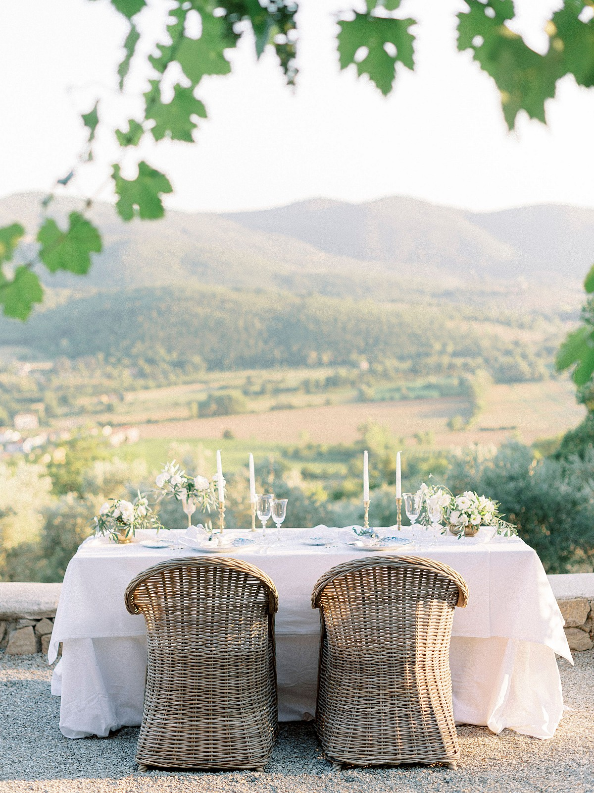 The Perfect Honeymoon in Tuscany