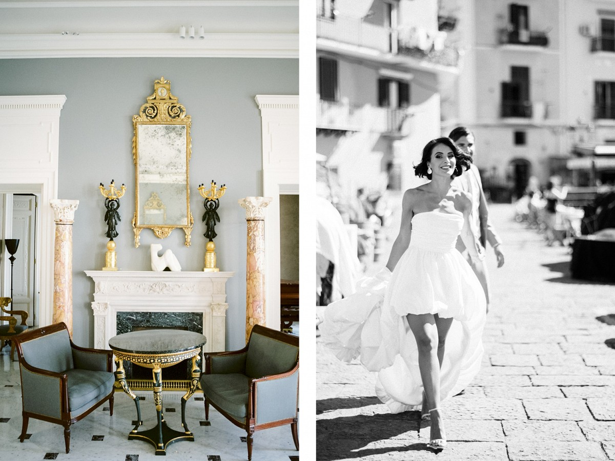 Villa Astor Italy Wedding Venue