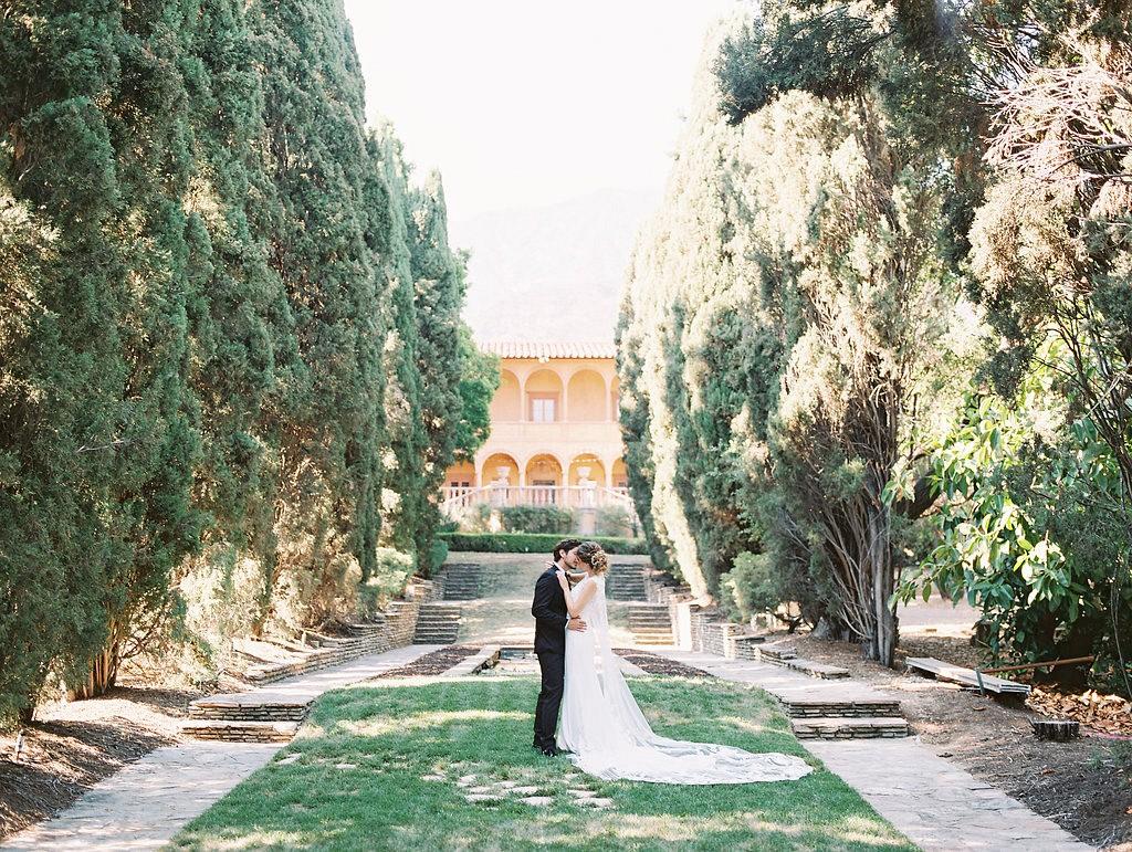 Italian Villa in California Wedding Ideas