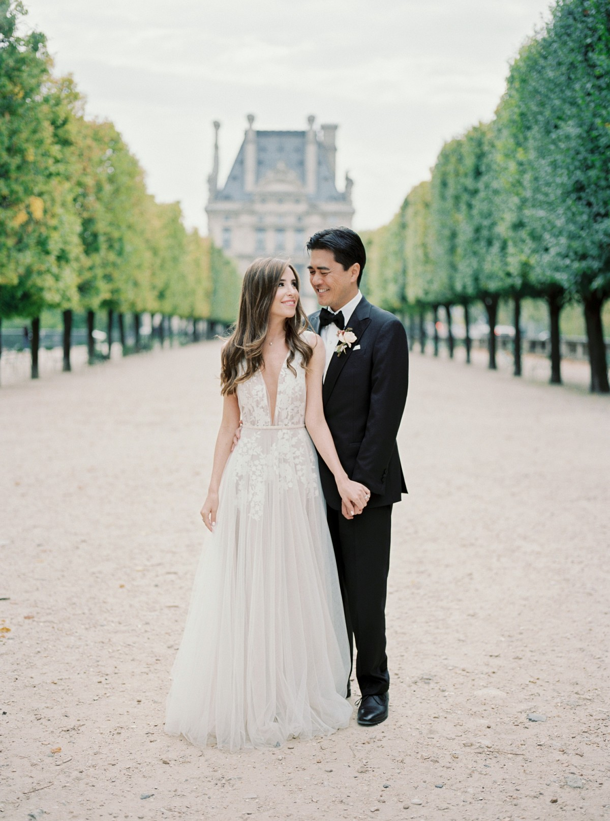 Eloping in Paris - Always a Good Idea