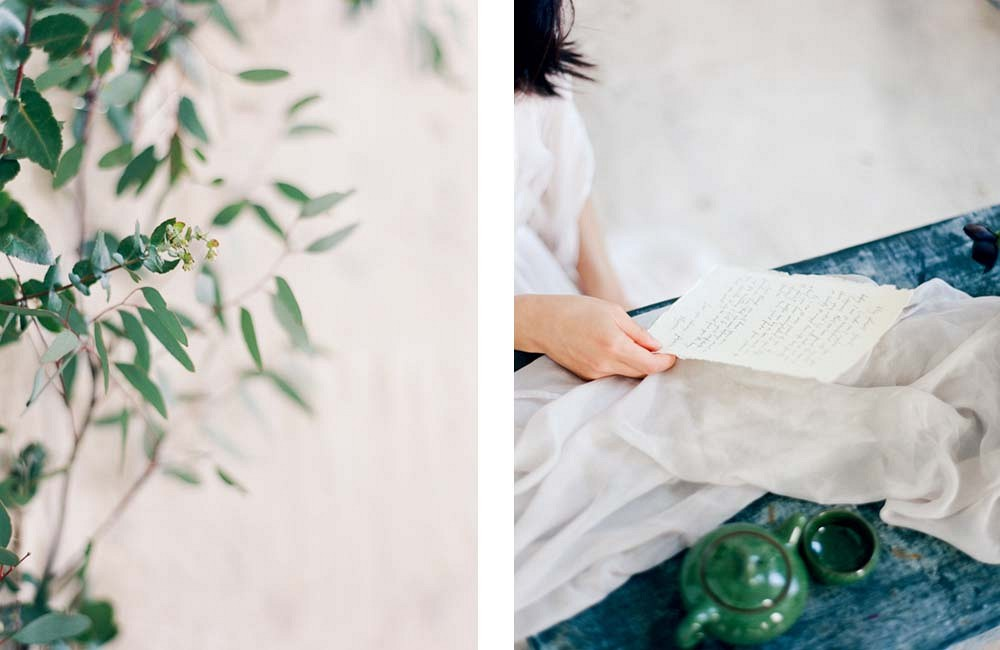 Chinese Tea Ceremony by We Are Origami Photography | Wedding Sparrow
