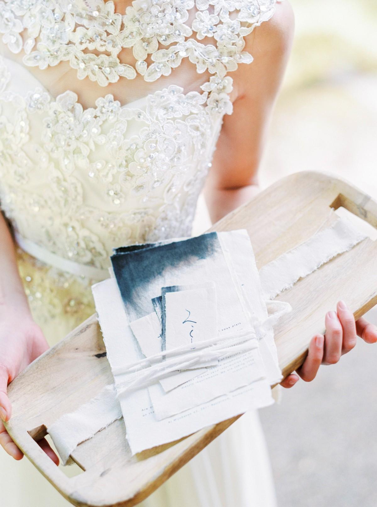 Wabi Sabi Minimalistic Bridal Inspiration