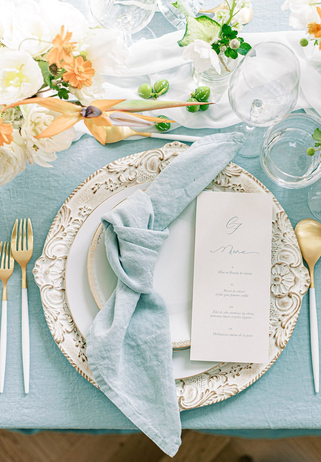 how to plan a wedding in france