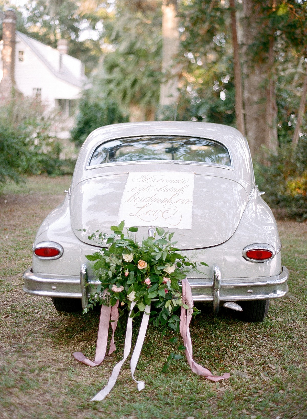 Heirloom Southern Belle Bridal Style