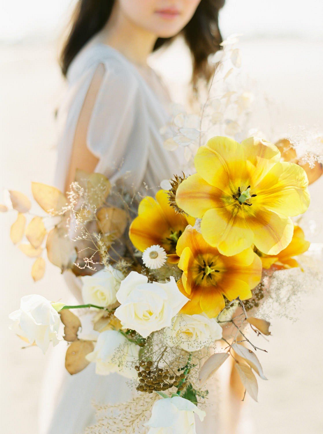 Bare & Wild Beach Wedding Ideas
