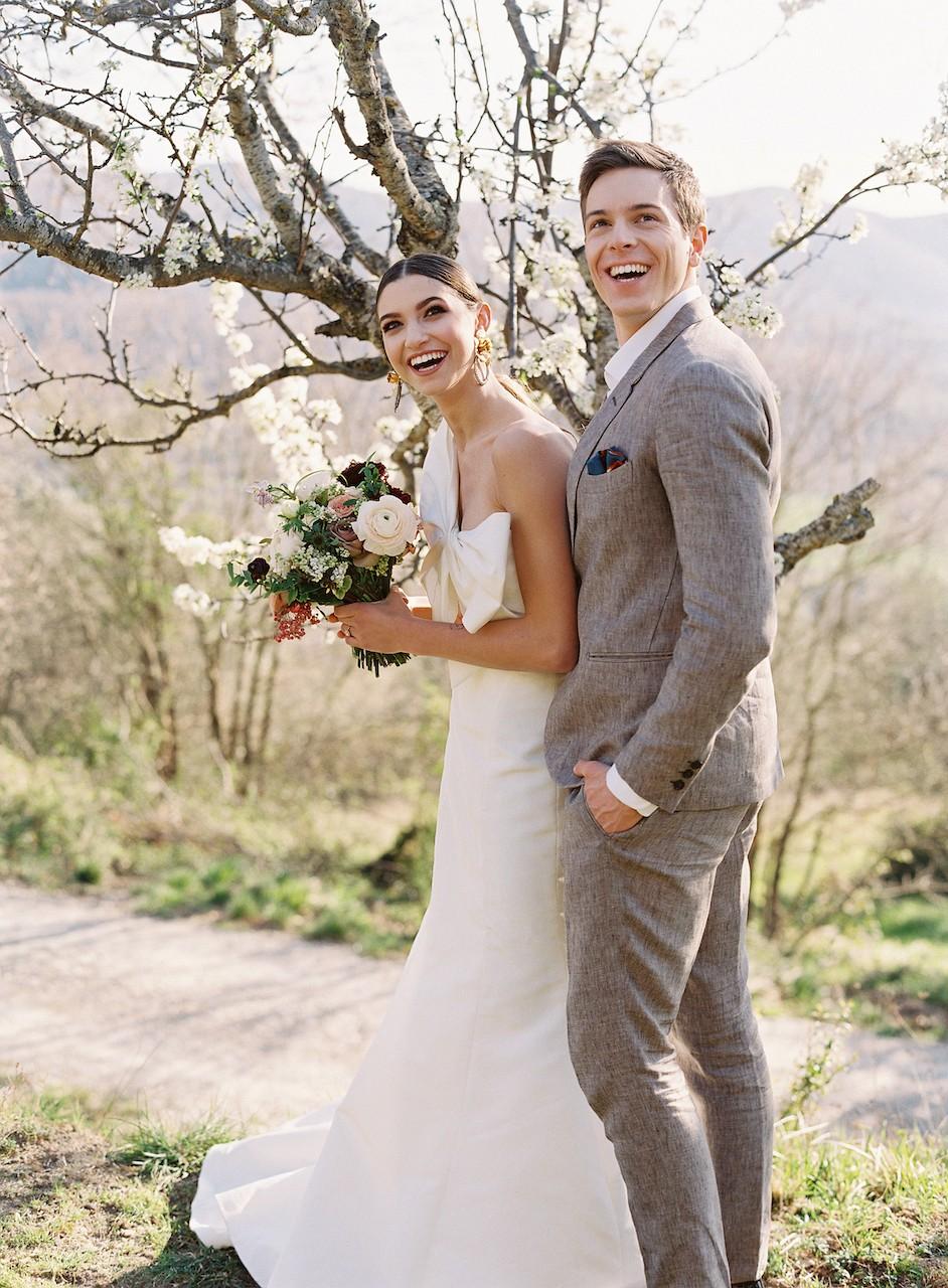 Tuscan Farmhouse wedding venue ideas