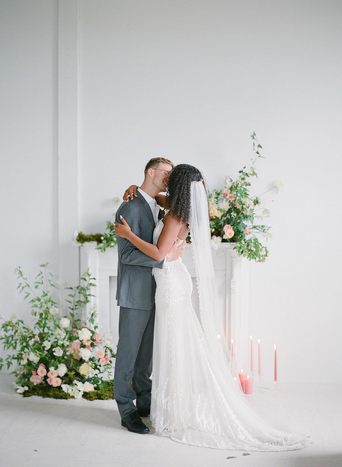 Moody Winter Wedding Ideas