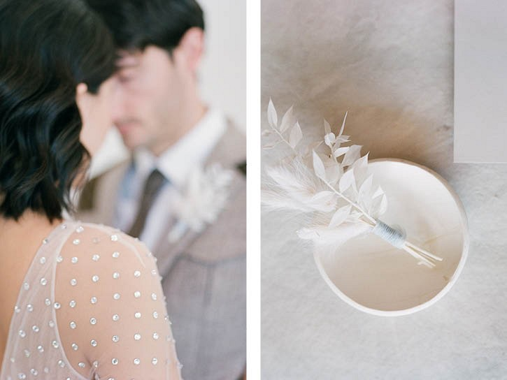 Wonderfully Elegant Winter Wedding Ideas