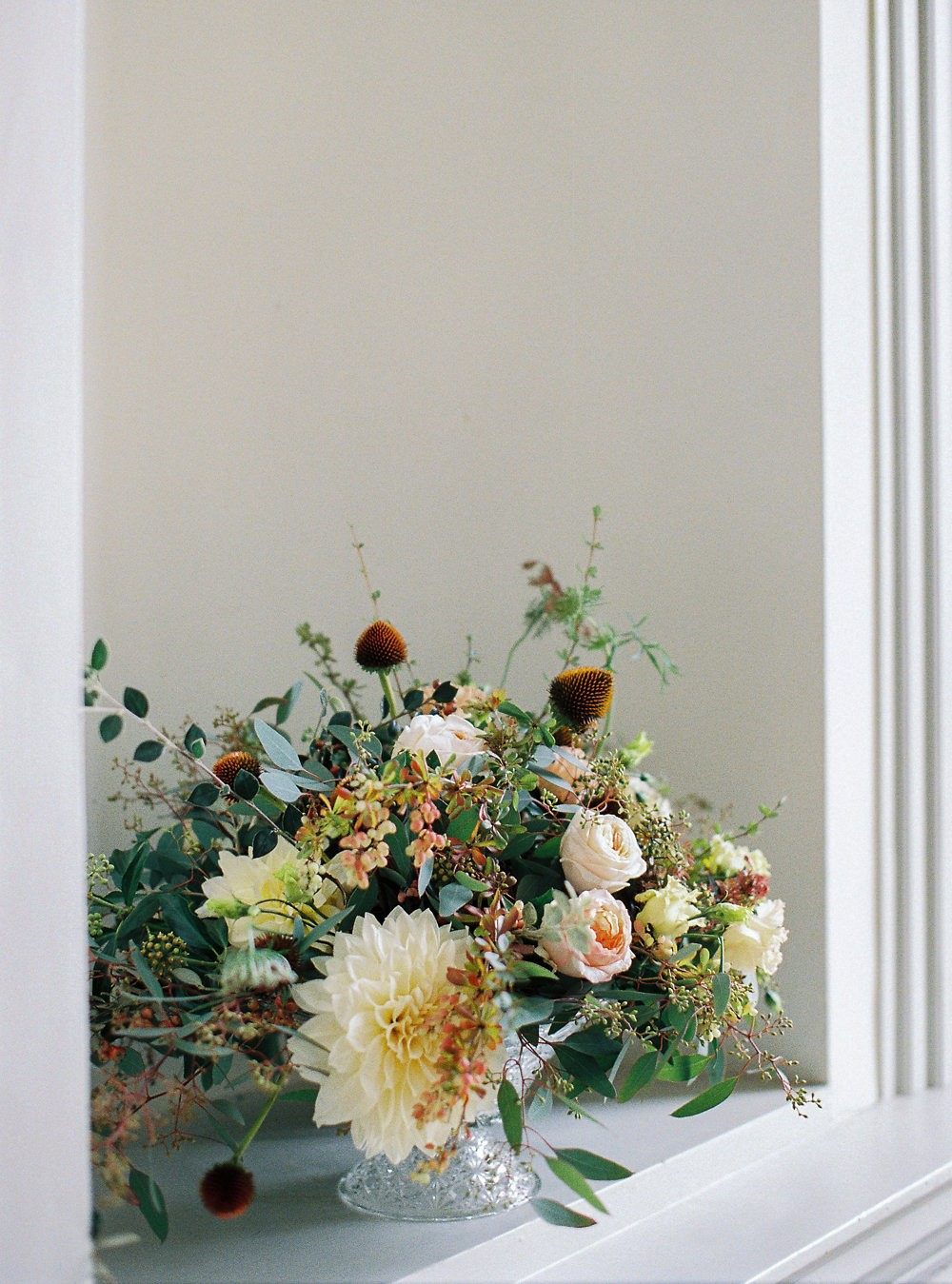 English Countryside Bridal Session