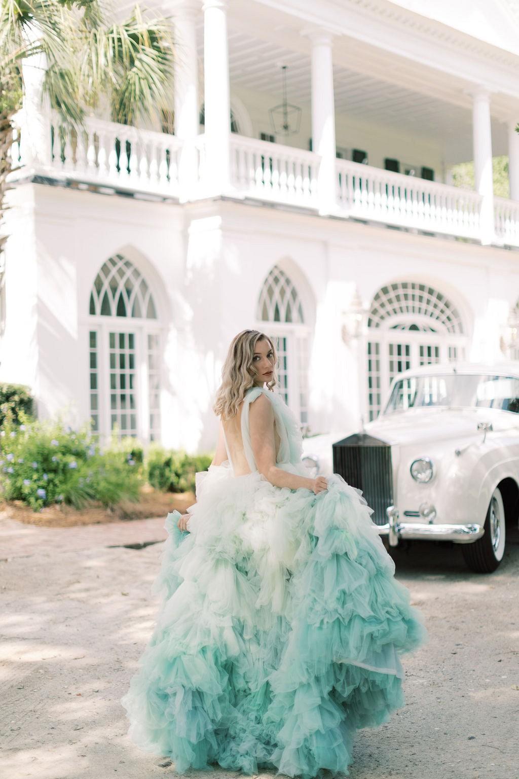 Destination wedding planner Krissy Campbell