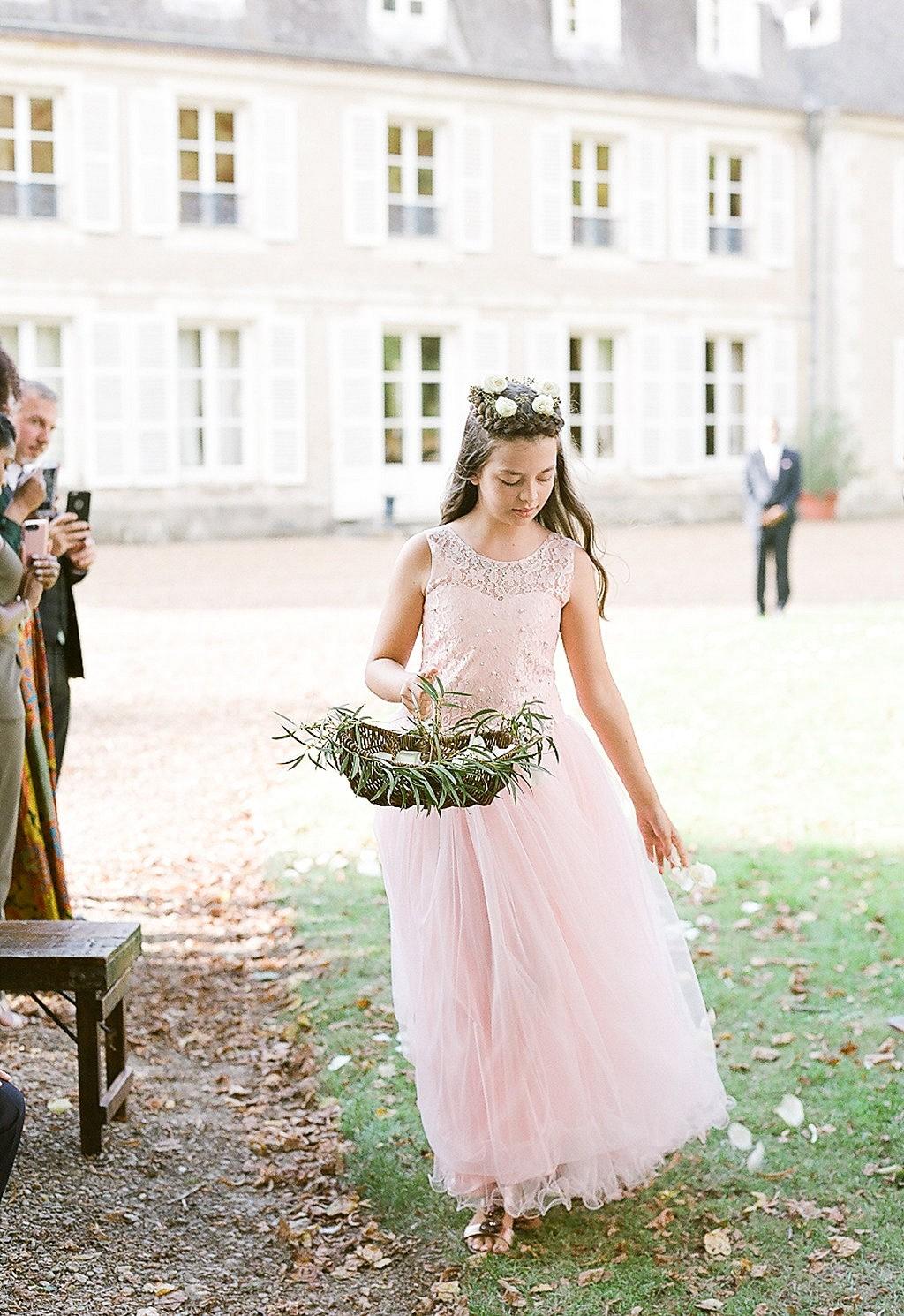 Nicole and Tarik's French Chateau Destination Wedding