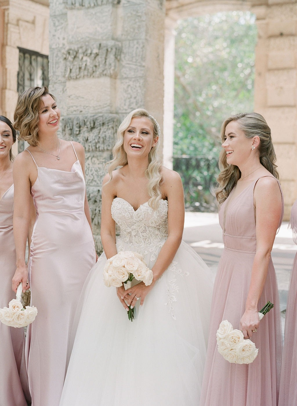 Italian Inspired Wedding in Tropical Vizcaya Museum, Miami