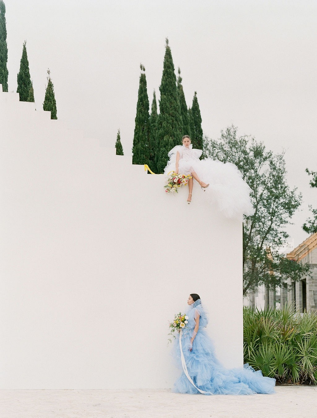 Bright Modern Moorish Styled Shoot in Florida