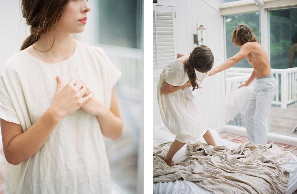At Home Organic Engagement Session by Donny Zavala Photography   Wedding Sparrow
