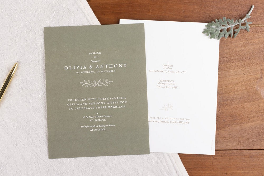 10 Steps to Choosing Your Perfect Wedding Invitations