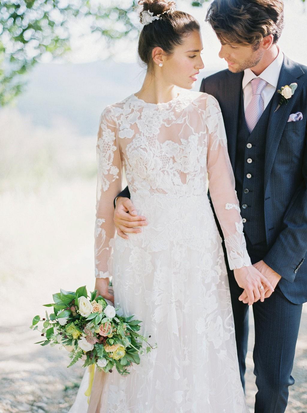 How to achieve that Italian Wedding Style