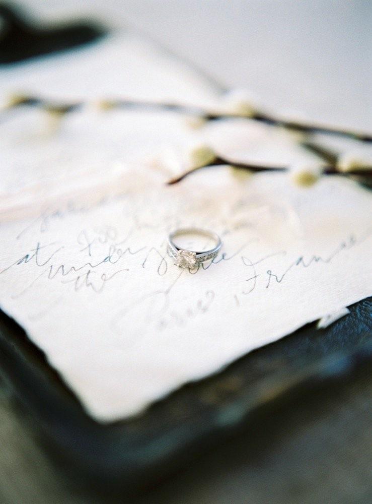 Organic Wedding Inspiration with Natural Textures