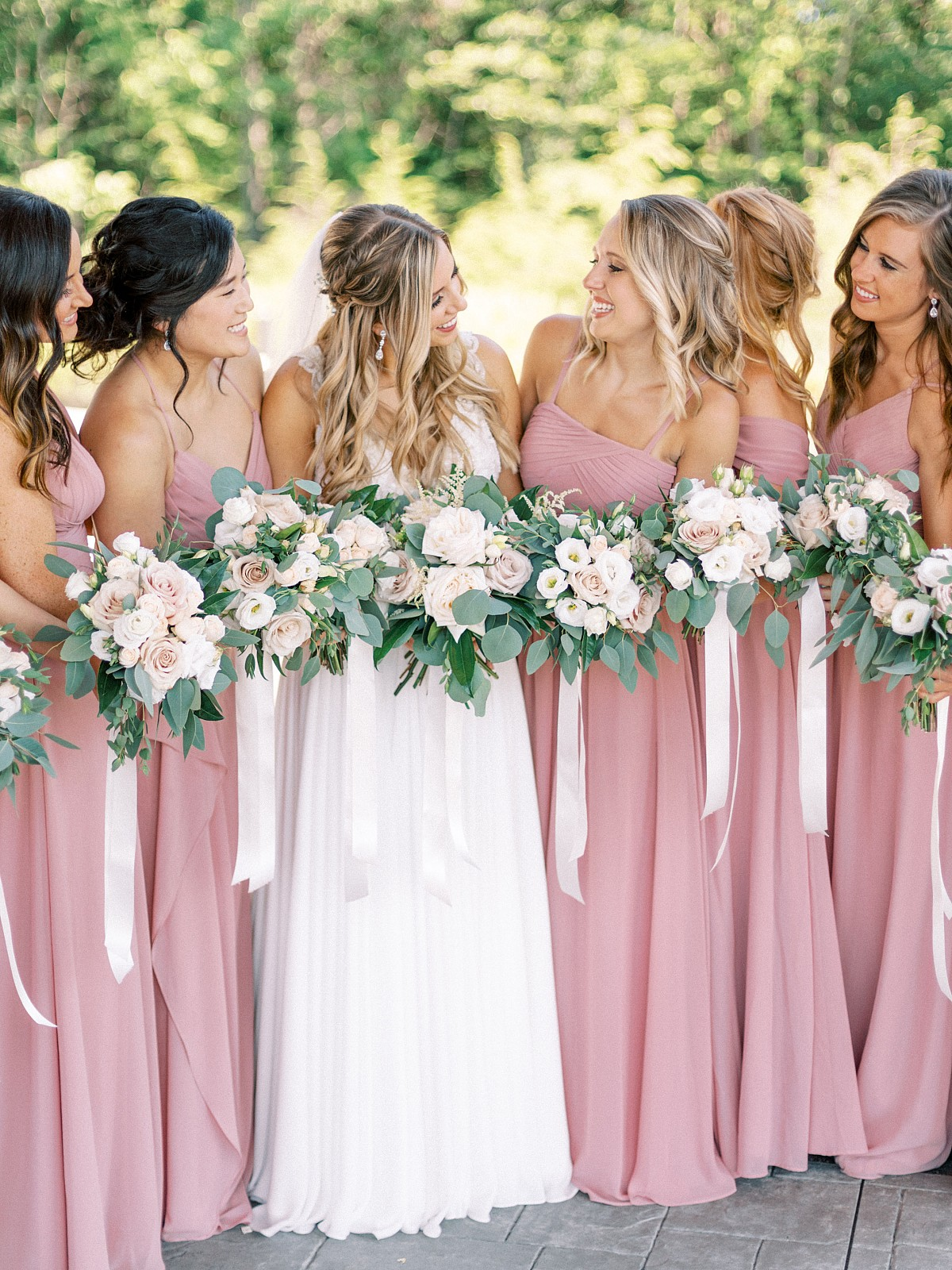24 Best Bridesmaids Dresses For The Fine Art Bride