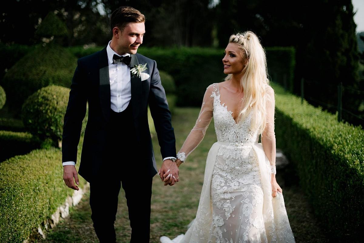 TUSCANY WEDDING COVID