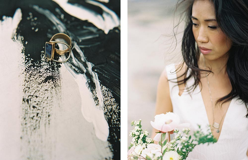 Iceland Wedding Inspiration by Brumley and Wells | Wedding Sparrow