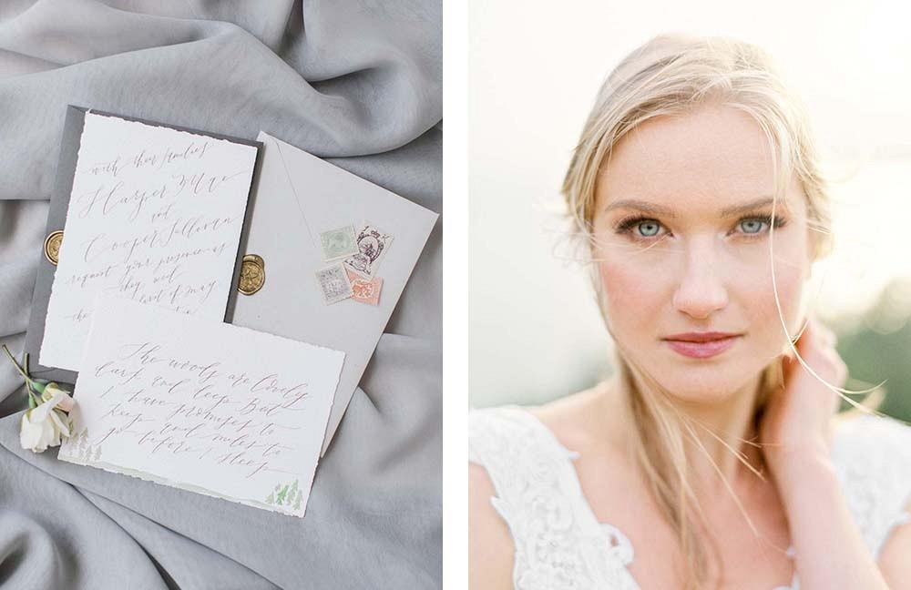 Pacific Northwest Bridals by Savan Photography | Wedding Sparrow