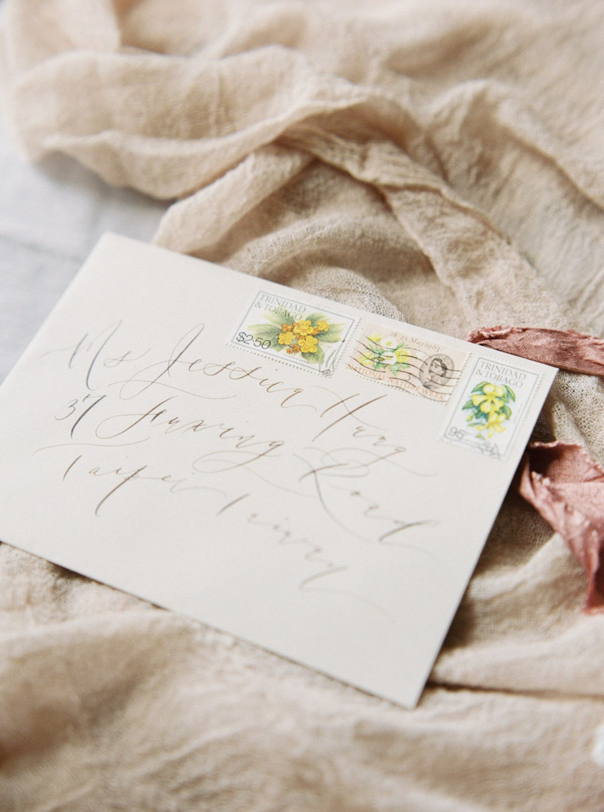 Dreamy Autumnal Wedding Inspiration in Taiwan