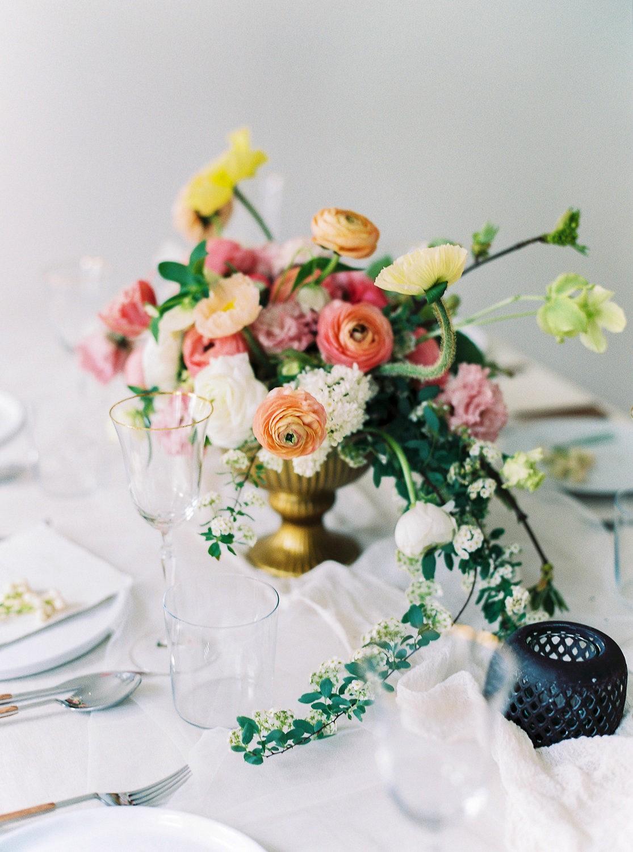 Spring Bouquet Recipe - Floral List