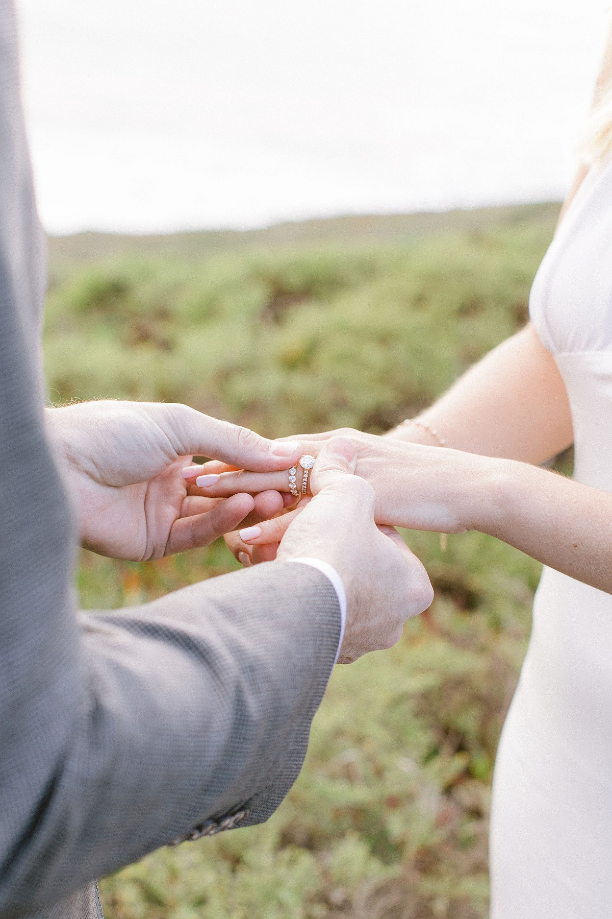 A Magical Cliffside Elopement - How a Couple Eloped After Covid Canceled Their Wedding