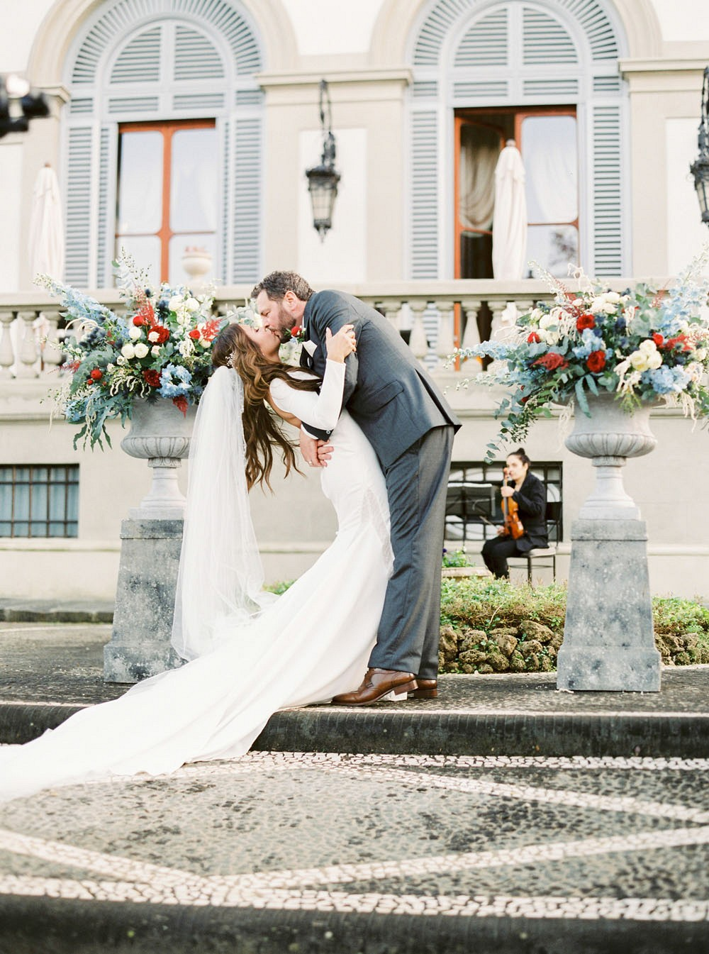 Italian Destination Elopement with Just the Bride & Groom