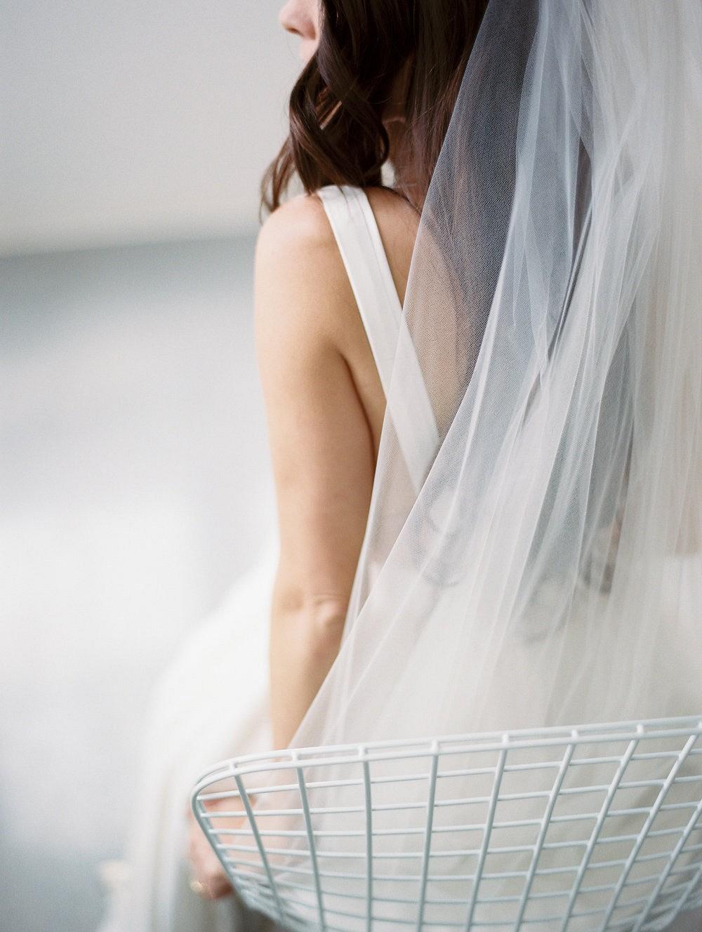 Quietly Beautiful Modern Wedding Inspiration