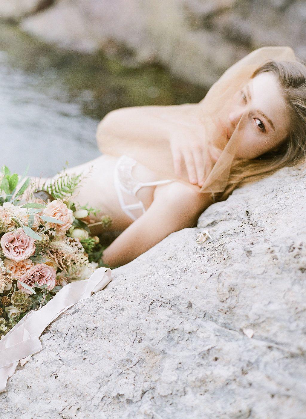 Exotic Bridal Boudoir in Hong Kong by Jada Poon