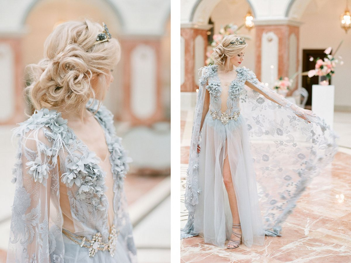 Reasons to Wear a Colored Wedding Dress