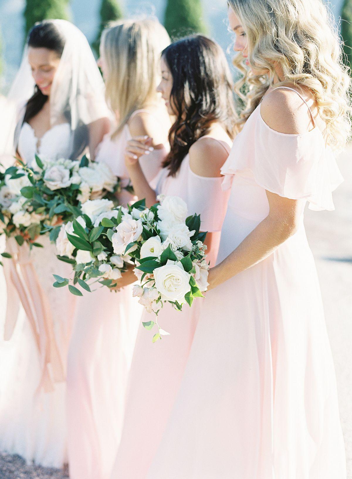 24 Best Bridesmaids Dresses For The Fine Art Bride