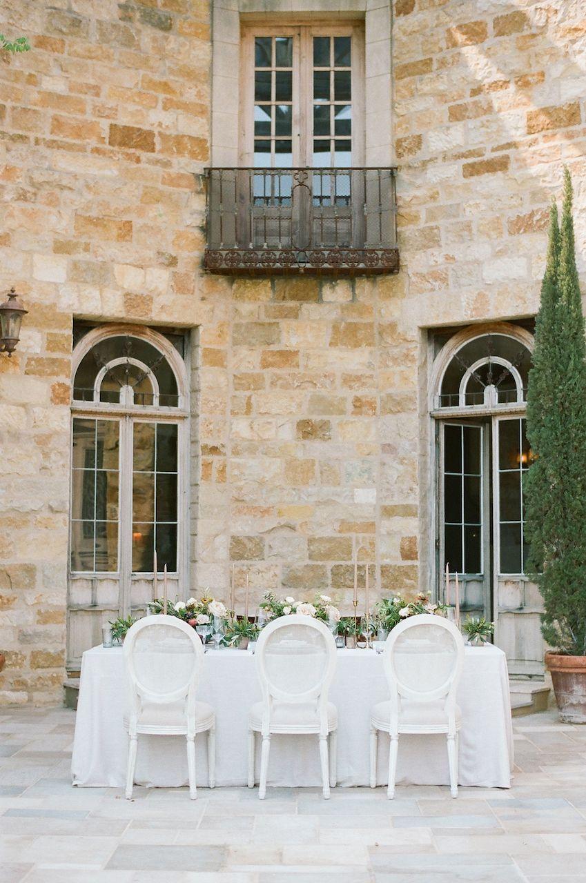 sunstone wedding california