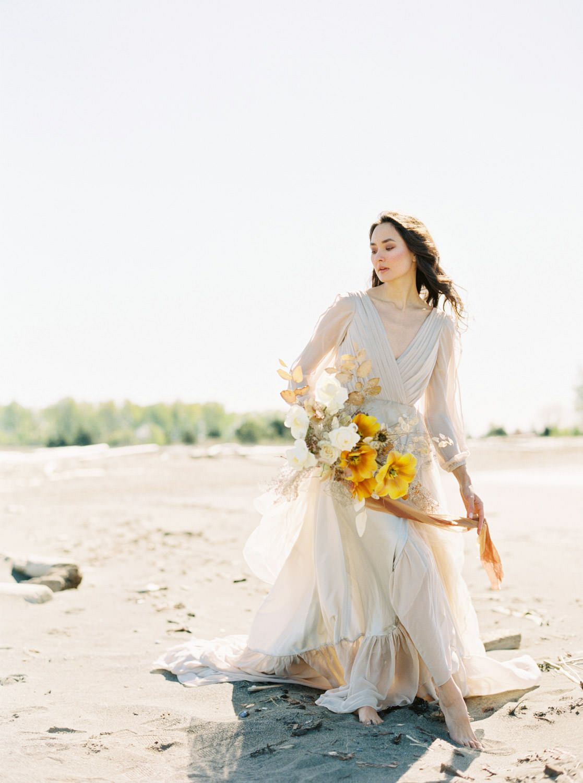 Bare Wild Beach Wedding Ideas