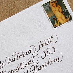 Letter & Vine