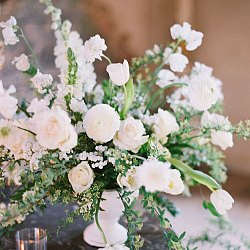 Breathtaking Luxury French Wedding Style