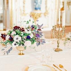 Glamorous Vienna Wedding Inspiration