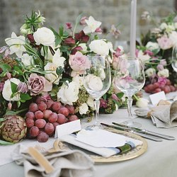 Mulberry Summer Wedding Ideas in Tuscany