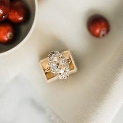 The Most Incredible Heirloom Engagement Rings: Victor Barbone