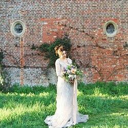 Ponderosa and Thyme England Floral Workshop