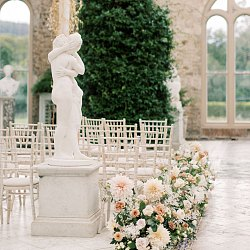 Intimate Destination Wedding in Ireland with Cute Brass Bells