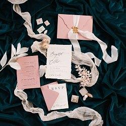A Modern Seaside Wedding Vibe